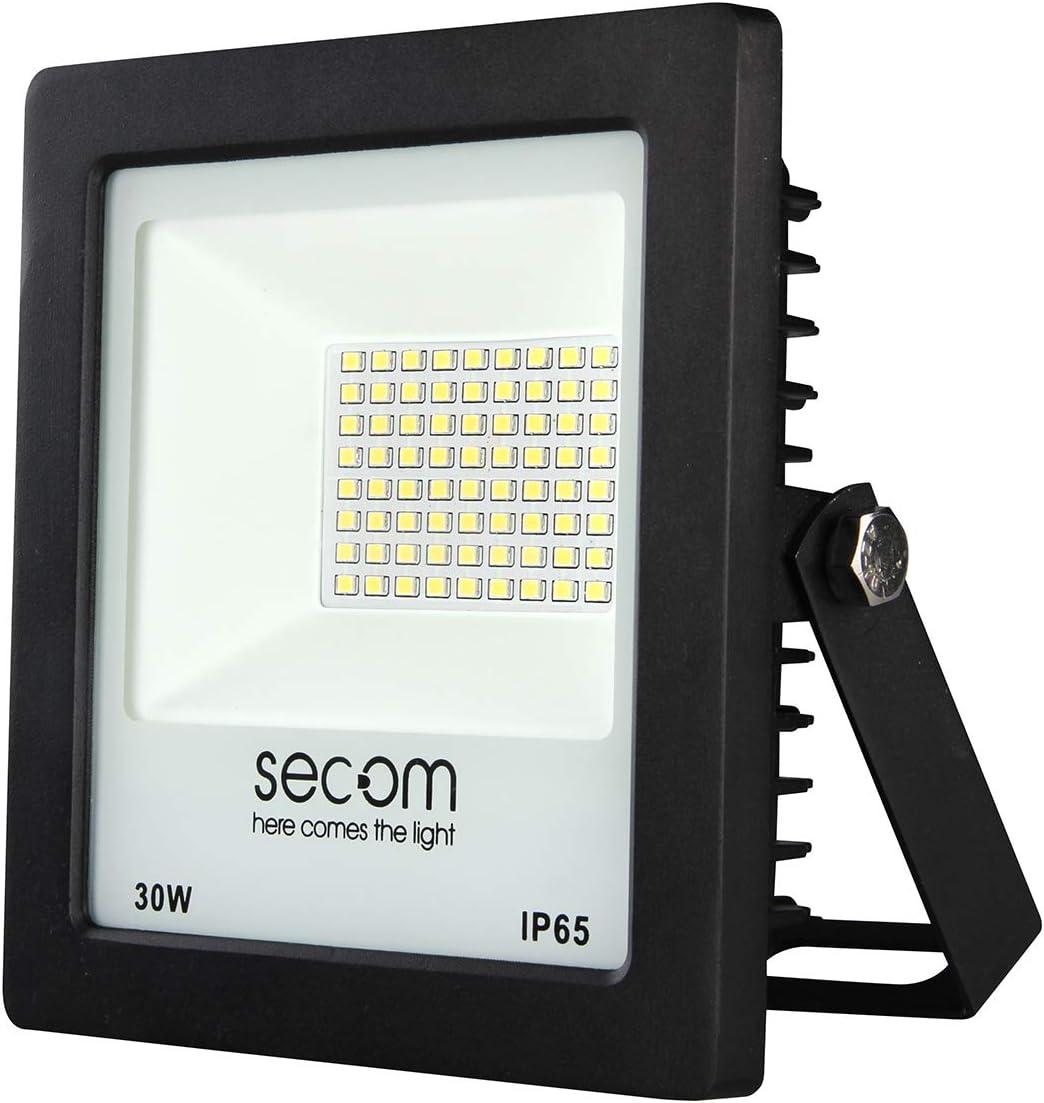 Secom TENKO Eco LED Negro 30W, 3000 lúmenes, 5700ºK Proyector ...