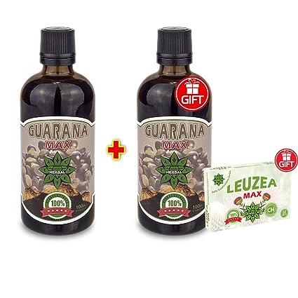 Cvetita Herbal, 1+2 regalos 🎁, Guarana Max + Guarana Max ...