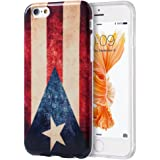 Dream Wireless Cell Phone Case for APPLE IPHONE 6 / 6S PLUS - PUERTO RICO