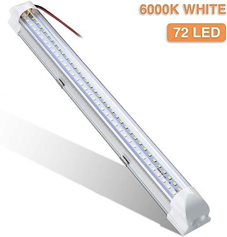 12V Innenraumleuchte LED Deckenlampe Wandleuchte Wohnmobil Wohnanhänger Schalter