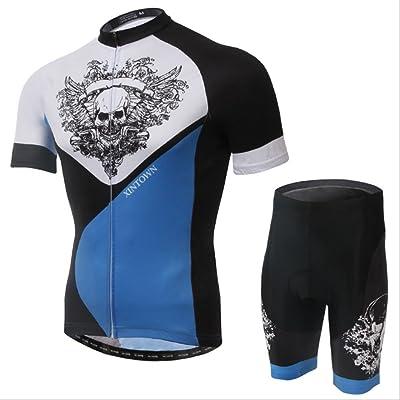 FRR-Vêtements d'équitation Combinaison à manches courtes Vêtements de vélo Saison d'été Évacuation de l'humidité Pantalons de vêtements