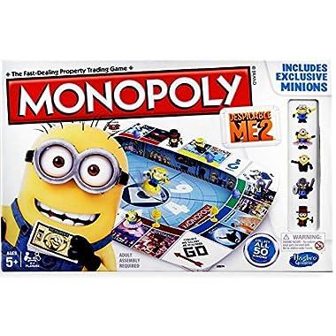 Hasbro Gaming Monopoly Game Despicable Me Edition
