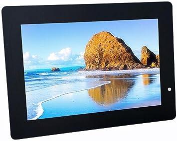 MTTLS Marco de fotos digital 14 pulgadas Slim Hi-Res de pantalla ancha formato completo multifunción delgado Led HD Digital Picture Frames, A: Amazon.es: Deportes y aire libre