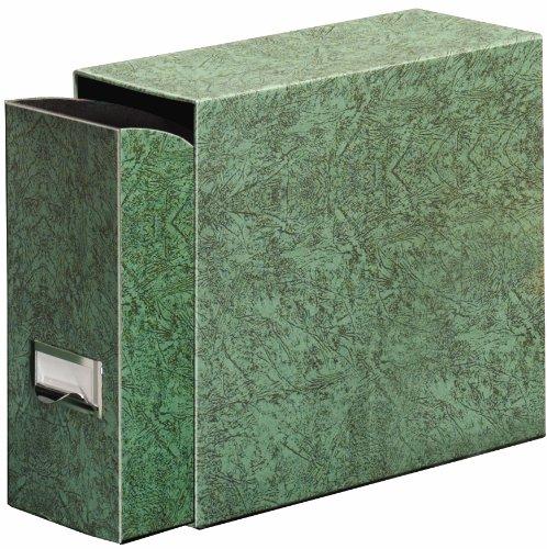 Letter Fiberboard - Globe-Weis/Pendaflex Fiberboard Document Storage Case, Letter Size, Green (102GRE)