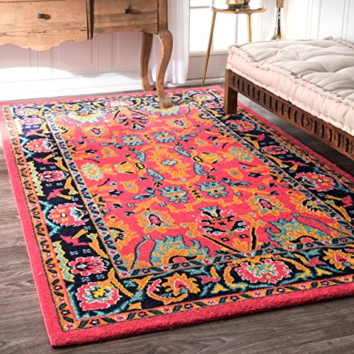 Vivid Floral Persian Accents Rugs product image