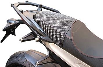 Triboseat Coprisella Passeggero Antiscivolo Nero Compatibile Con Ducati HyperStrada 2013-2014