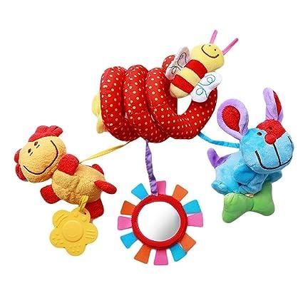 ruiying bebé niños niños, forma en espiral para cochecito de bebé cochecitos de Stoller,