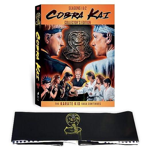 Throwback Tee The Karate Kid Cobra Kai 2 SIDED