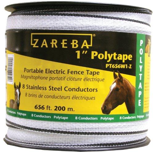 Zareba PT656W1 Z Wide 200m Polytape product image