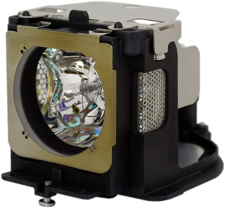 AuraBeam Professional Replacement Projector Lamp for Sanyo POA-LMP111 with Housing Powered by Ushio
