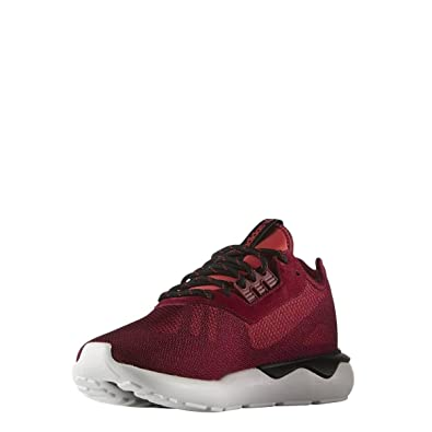 premium selection fd0db e9a96 Adidas Tubular Runner Weave Sneaker, Rouge, 42