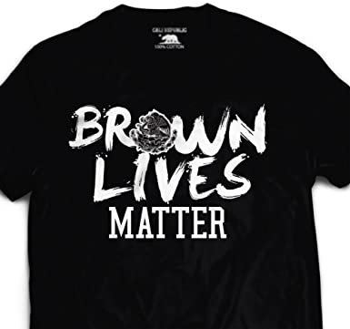 c31337751 Brown Lives Matter T shirt Mexico Mexican Brown Pride Aztec Eagle Warrior  Cholo