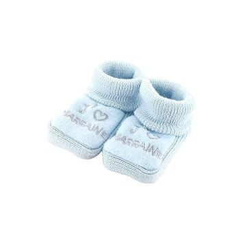 Chaussons pour bébé 0 à 3 Mois blanc - J'aime marraine zTqzEgW