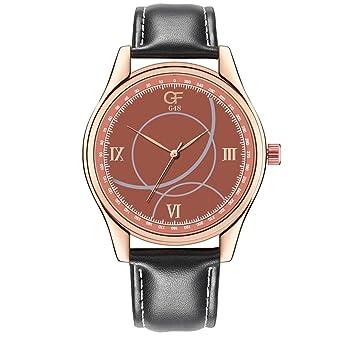 Reloj para Hombre en Oferta,Reloj de Cuero de Hombre Caliente Lo ...
