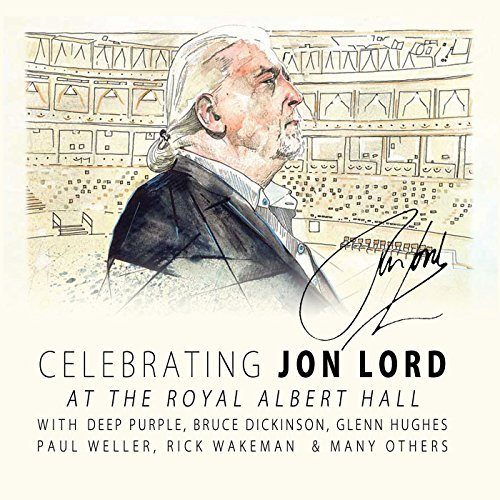 Celebrating Jon Lord [DVD] [2014] B01I06P9VK