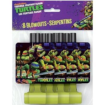 Amazon.com: Tortugas Ninja mutantes adolescentes, Soplador ...
