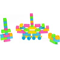 2-OYSS Building Blocks DIY Toy Building Bricks for Kids 40 pc(Buy 1+ GET 1 Free) Small Block Size