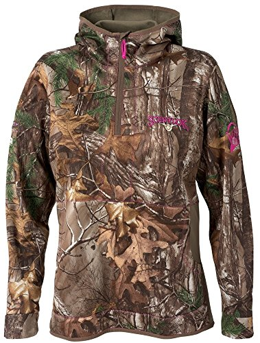 Price comparison product image ScentLok Ladies Cold Blooded Jacket (X-Large, Realtree Xtra)