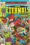 Eternals, The #14 (Ikaris and the Cosmic Powered Hulk)