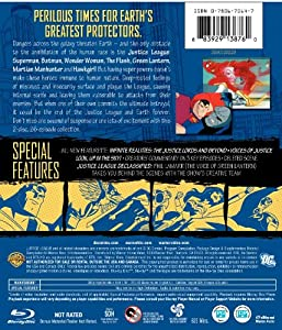 Justice League: Season 2 (DC Comics Classic Collection) [Blu-ray] from WarnerBrothers