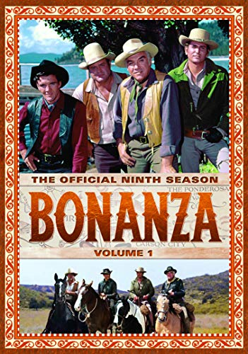 Ninth Season Dvd - Bonanza: The Official Ninth Season, Volume One