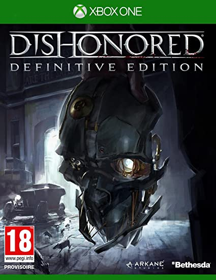 Dishonored - Definitive Edition [Importación Francesa]: Amazon.es ...
