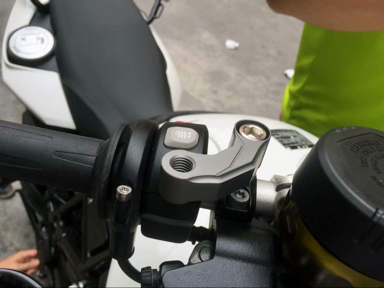 Moto specchio adattatore di estensione per BMW R1200/GS LC Adventure 2013/ /2016