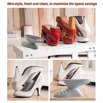 Household Shoe Storage Rack Saving Space Portable Stretcher Shoes Organizer