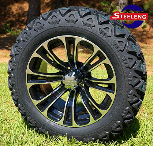 14 Inch All Terrain Tires - 9