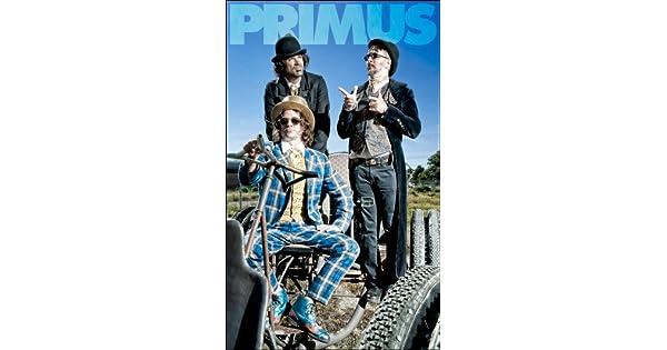 Primus on Amazon Music