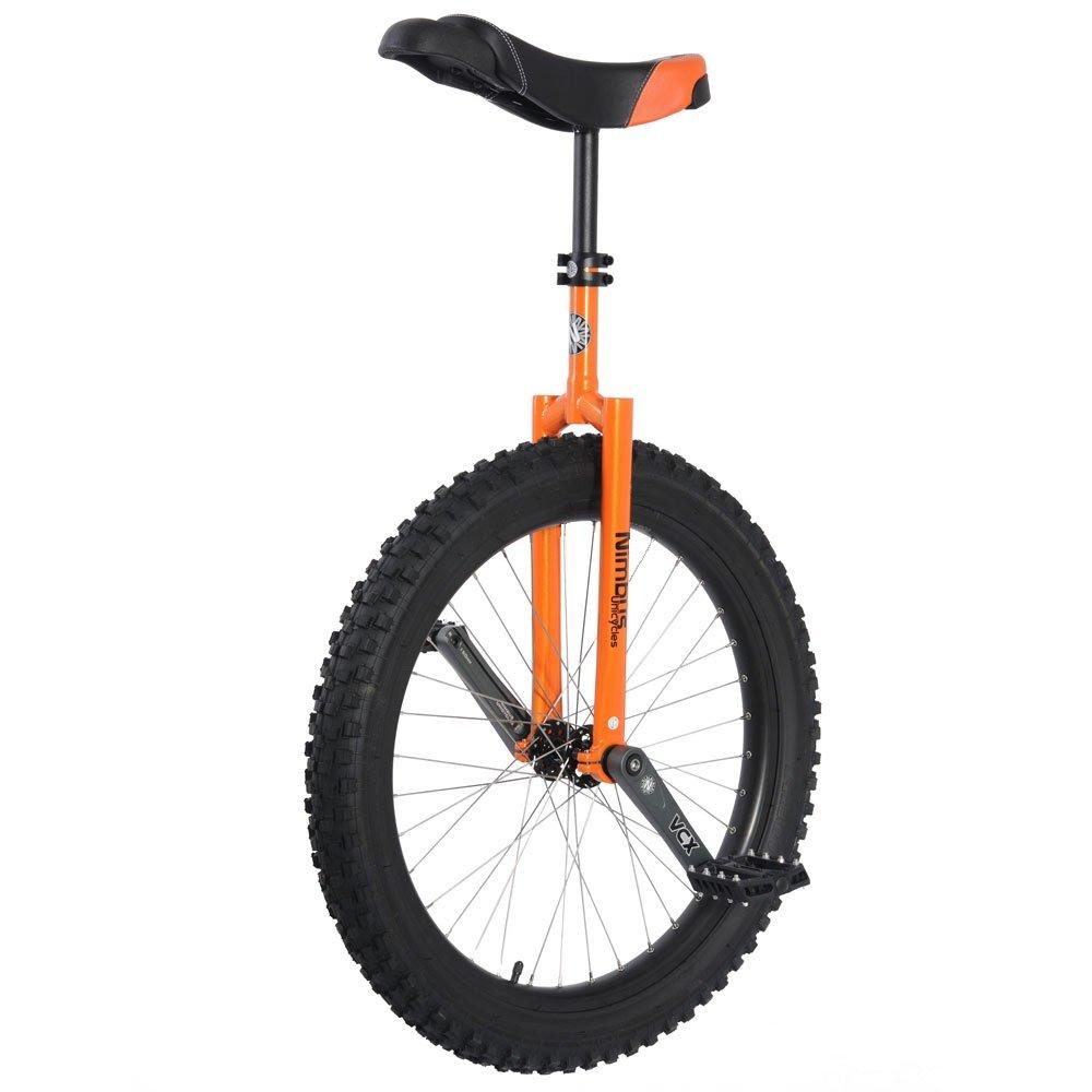 Nimbus 24'' Mountain Unicycle - Orange by Nimbus