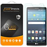 (2 Pack) Supershieldz for LG (G Vista 2) Tempered Glass Screen Protector, Anti Scratch, Bubble Free