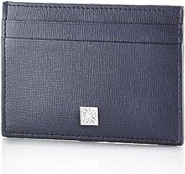 246e6d5d63 Porta carte di credito GERBA in pelle blu GB005-BLU