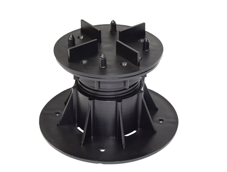 DTG-S1-DeckWise Compatible Adjustable Pedestal Supports Pack of 8 1.57-2.17/'/'