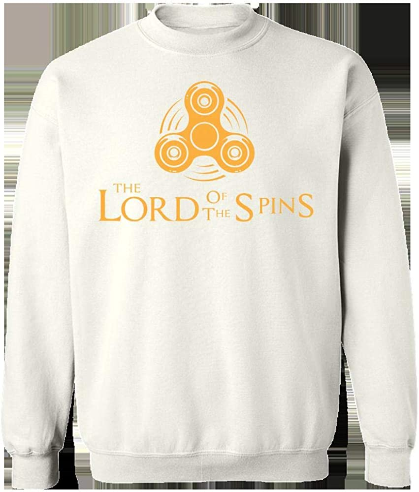 The Lord of The Spins Cool Creative Design Sweatshirt