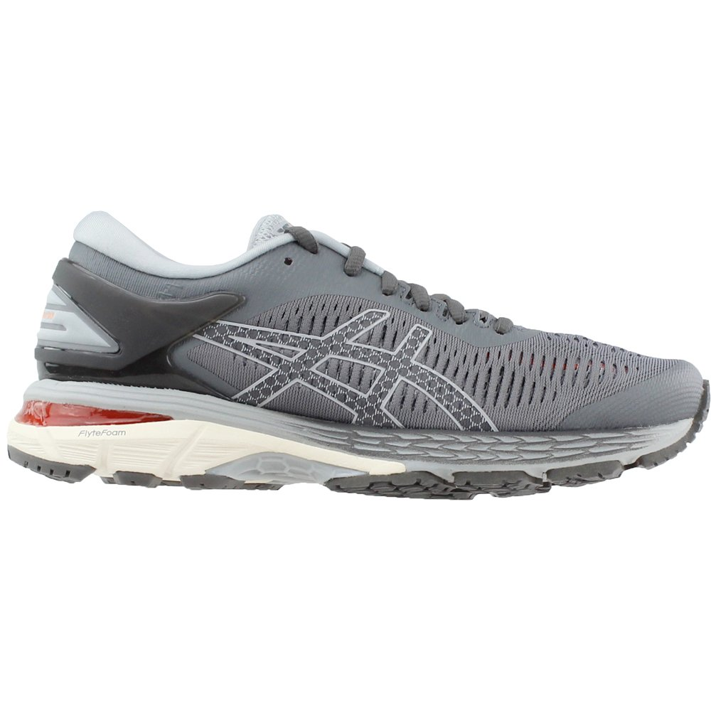 ASICS Gel-Kayano 25 Men's Running Shoe Grey B077MMS1JH 9.5 B(M) US|Carbon/Mid Grey Shoe 4ed787