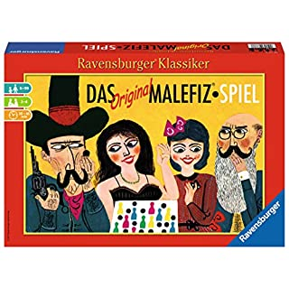 Ravensburger Spiele 26737 – The Original Malefiz Game