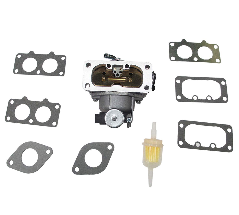 Genuine OEM Kawasaki CARBURETOR-ASSY 15004-7027 15004-0758 15004-1006