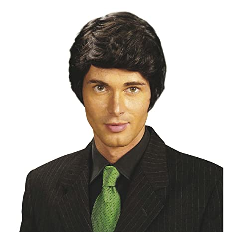 Taglio capelli corti uomo nero