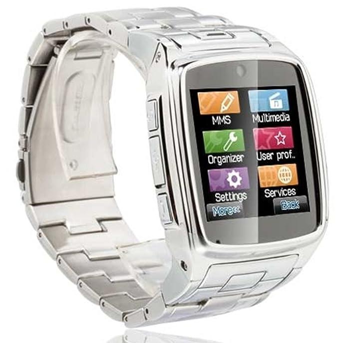 TW810B Bluetooth Smartwatch inoxidable 1.6