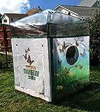 Frame It All One-Inch Series 4' x 4' Backyard Butterfly Nursery