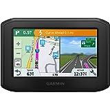 Garmin zūmo 396 LMT-S EU Motorrad-Navigationsgerät – Europa Karte, lebenslange Kartenupdates, Routingfunktionen, Sicherheitshinweise, 4,3 Zoll (10,9cm) Touchdisplay