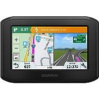 Garmin zumo 396 - GPS Moto - 4.3 pouces - Cartes Europe 46 pays - Cartes, Trafic, Zones de Danger à Vie - Appels Mains Libres - Contrôle de la musique