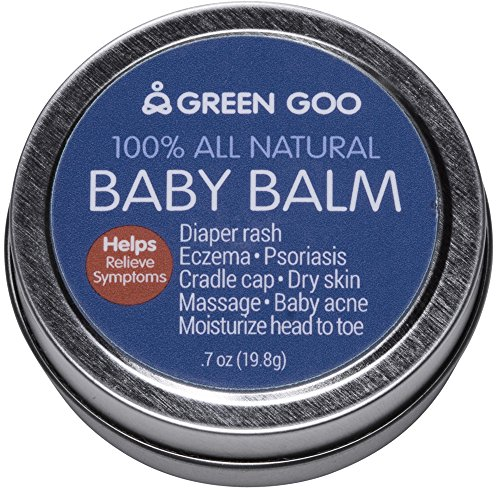 Green Goo Baby Balm Travel Tin 4 Piece, 0.4 Pound - http://coolthings.us