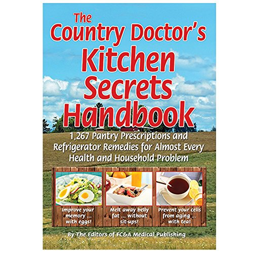 Country Doctor S Kitchen Secrets Handbook