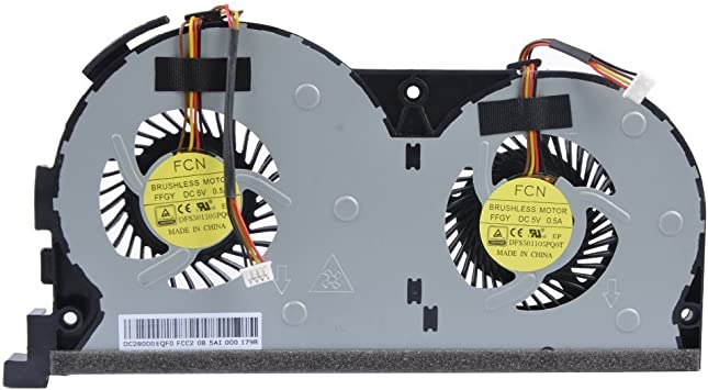 Original New For Lenovo Y50-70 Y50-70 Touch CPU Cooling Fan