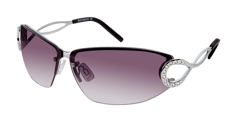 68c7ee077da Rocawear Women s R220 SLV Oval Sunglasses