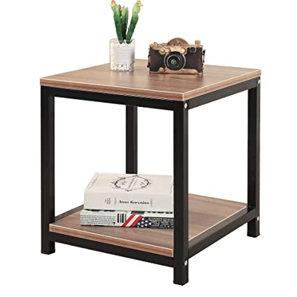 Remarkable Sogeshome End Tables 15 7 Coffee Table Modern Style Coffee Table Console Table 2 Tiers White Maple Tvst 40 Ok Sh Uwap Interior Chair Design Uwaporg