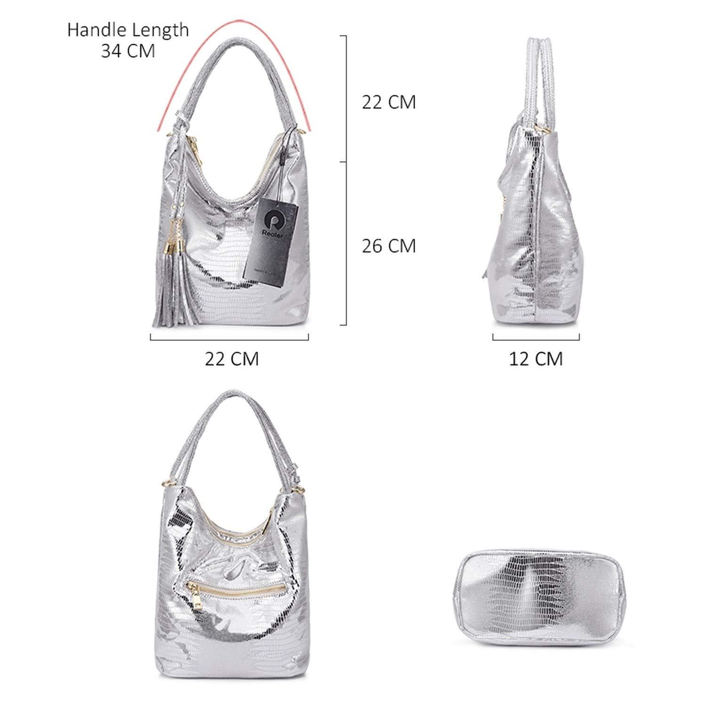 women shoulder bag handbags female casual totes PU serpentine print good quality big