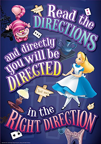 Paper Magic Educational Alice In Wonderland-Directions with (837487)